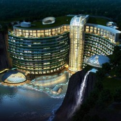 05-Underground-hotel-in-China