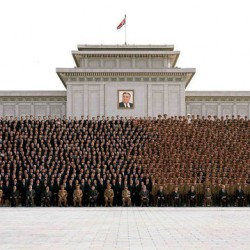 North Korea Workers' Party Convention Is Held